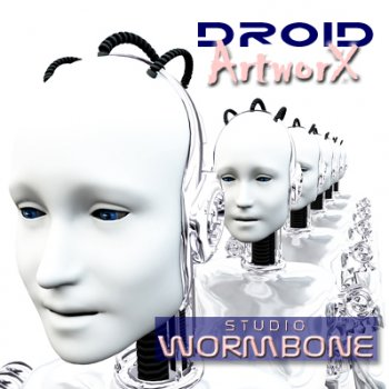 Сэмплы Studio - Wormbone Droid Artworx (WAV)