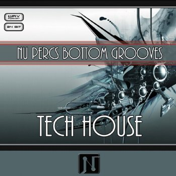 Сэмплы NTS Audio Labs  Tech House Nu Percs Bottom Grooves