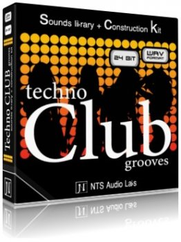Сэмплы NTS Audio Labs - Techno Club Grooves