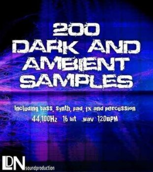 Сэмплы LDN Sound Production - 200 Dark & Ambient Samples