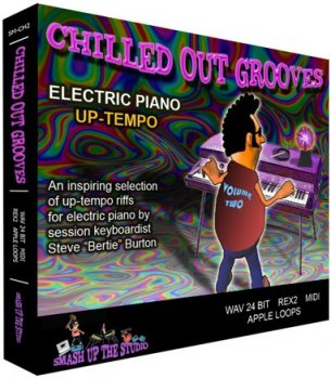 Сэмплы Smash Up The Studio Chilled Out Grooves - Electric Piano - UpTempo