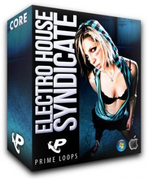 Сэмплы Prime Loops Electro House Syndicate
