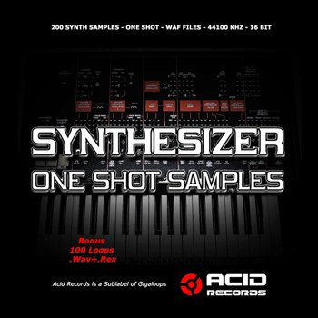 Сэмплы Acid Records - Synthesizer Samples