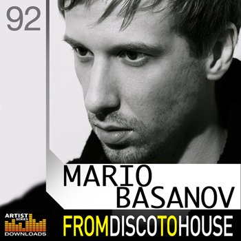 Сэмплы Loopmasters Mario Basanov presents - From Disco To House