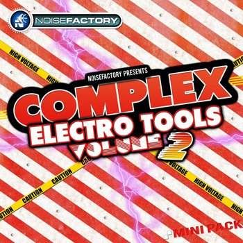 Сэмплы Noisefactory Complex Electro Tools Vol. 2