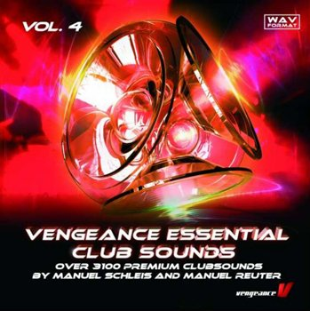 Сэмплы Vengeance Essential Clubsounds Vol 4