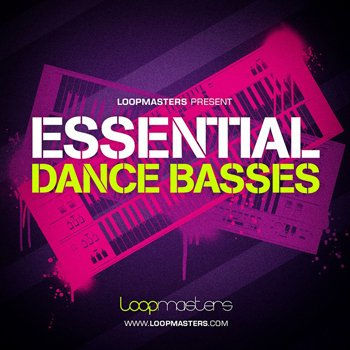 Сэмплы Loopmasters Essential Dance Basses