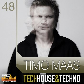 Сэмплы Loopmasters Timo Maas Tech House And Techno
