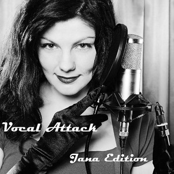 Сэмплы вокала - Wide Range Electric - Vocal Attack - Jana Edition