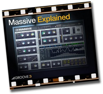 Видео уроки Groove3 Massive Explained