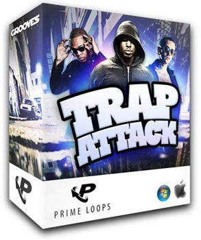 Сэмплы Prime Loops Trap Attack