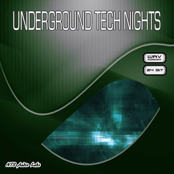 Сэмплы NTS Audio Labs - Underground Tech Nights