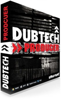 Сэмплы Producer Pack Dubtech Producer