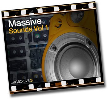Видео уроки Groove3 Massive Sounds Vol 1