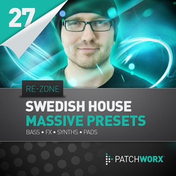 Пресеты Loopmasters Re-Zone Swedish House Synths Massive Presets