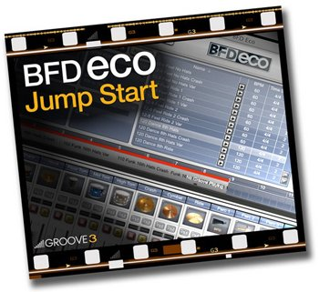 Видео уроки - Groove3 BFD Eco Jump Start
