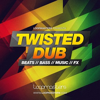 Сэмплы Loopmasters - Twisted Dub
