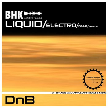 Сэмплы Industrial Strength Records BHK Drum & Bass: Liquid/Electro/Deep/Minimal