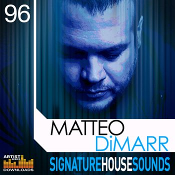 Сэмплы Loopmasters Matteo Dimarr - Signature House Sounds