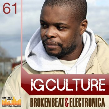 Сэмплы Loopmasters - IG Culture Broken Beat Electronica