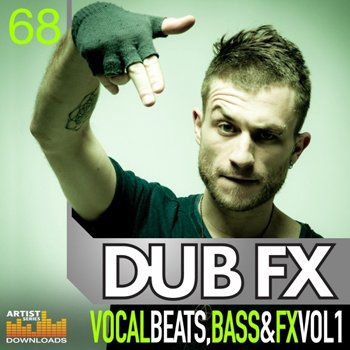 Сэмплы Loopmasters Vocal Beats Bass & FX Vol 1