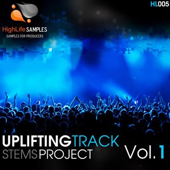 Сэмплы HighLife Samples - Uplifting Track Stems Project Vol 1