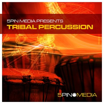 Сэмплы 5 Pin Media - Tribal Percussion