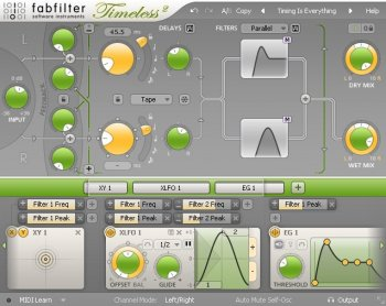 FabFilter Total Bundle v2016.02.02 x86 x64