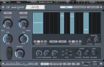 XILS-lab Le Masque Delay v1.1.2 x86 x64
