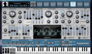 FXpansion DCAM Synth Squad v1.2.0.20 x86 x64