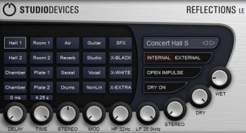 Studiodevices Reflections LE v1.2