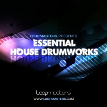 Сэмплы Loopmasters - Essential House Drumworks