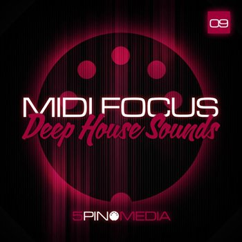 Сэмплы 5Pin Media MIDI Focus - Deep House Sounds