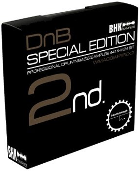 Сэмплы Industrial Strength Records BHK Special Edition Vol 2 DnB