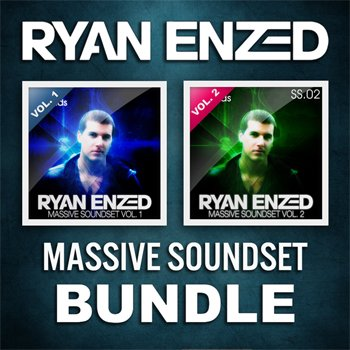 Пресеты Ryan Enzed Massive Soundset Bundle