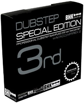 Сэмплы Industrial Strength Records BHK Special Edition Vol 3 Dubstep
