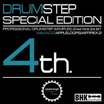 Сэмплы Industrial Strength Records BHK Special Edition Vol 4 Drumstep