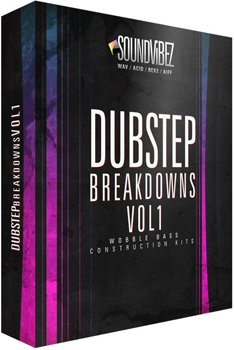 Сэмплы Sound Vibez Dubstep Breakdowns Vol 1