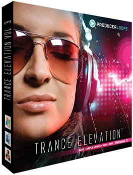 Сэмплы Producer Loops Trance Elevation Vol 3