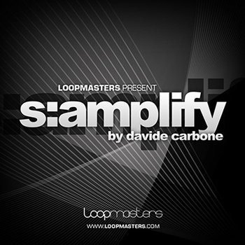 Сэмплы Loopmasters S:amplify by Davide Carbone