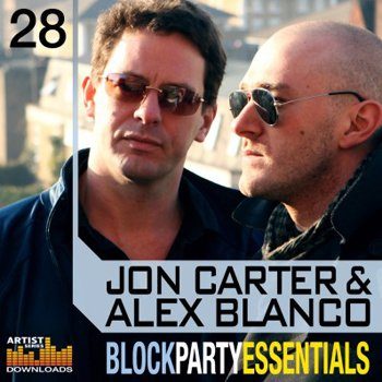 Сэмплы Loopmasters Jon Carter & Alex Blanco - Block Party Essentials