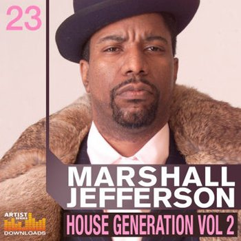 Сэмплы Loopmasters Marshall Jefferson House Generation Vol 2