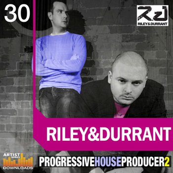 Сэмплы Loopmasters Riley and Durrant Progressive House Producer Vol. 2