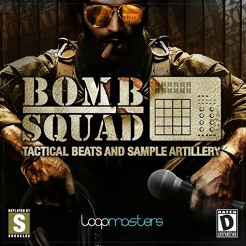 Сэмплы Loopmasters - Bomb Squad Tactical Beats Sample Artillery