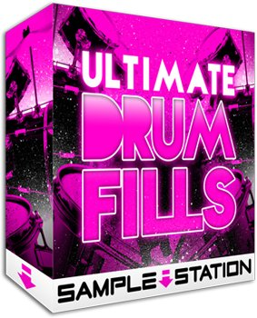 Сэмплы Sample Station Ultimate Drum Fills