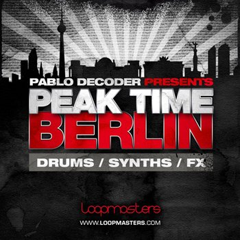 Сэмплы Loopmasters - Peak Time Berlin