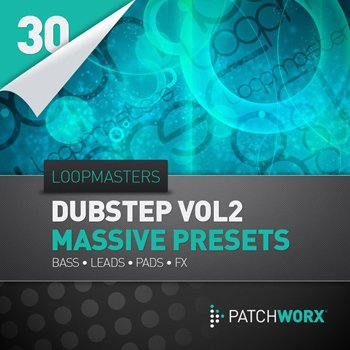 Пресеты Loopmasters - Dubstep Synths Vol 2 - Massive Presets