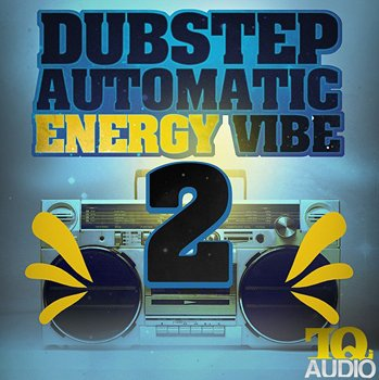 Сэмплы TQ Audio Dubstep Automatic: Energy Vibe 2