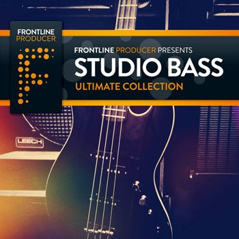 Сэмплы Organic Loops Frontline Producer: Studio Bass