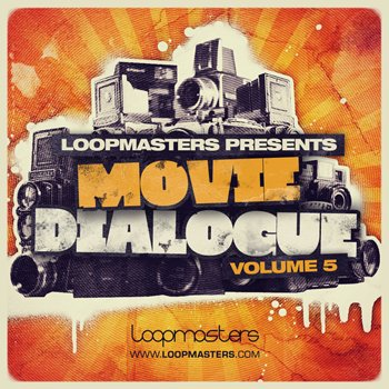 Сэмплы Loopmasters - Movie Dialogue Vol 5